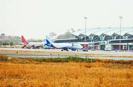 Vacancy going on for Airport staff for airlines services