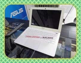 Laptop Bekas ASUS X200MA Putih Intel CPU N2840 1,86Ghz