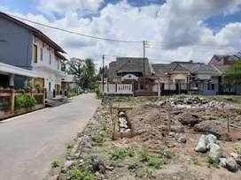Jalan Magelang Dekat PASAR SLEMAN: Tanah Perumahan Diskon 25%