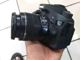 Canon 70D siap pakai