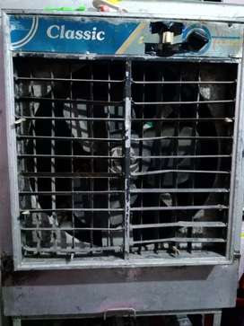 Cooler is in Good condition with stand