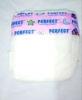 Perfect pampers in KG