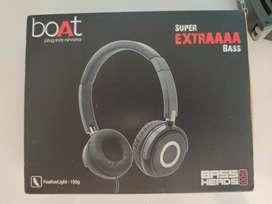 Boat Basshead Headphones