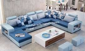 Brand new sofa set direct from factory at lowest rate