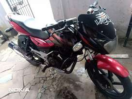 Good my pulsar bike