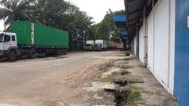 Disewakan Gudang dalam kawasan Pergudangan di Cibitung Bekasi