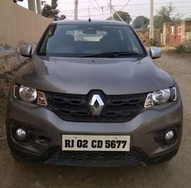 Kwid Automatic in New condition