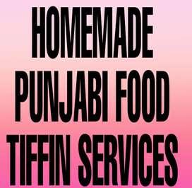 Punjabi HomeMade Food Tiffin Service
