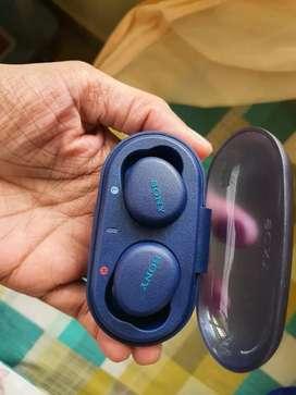 Sony WF-XB700 TWS, fully wireless earbuds