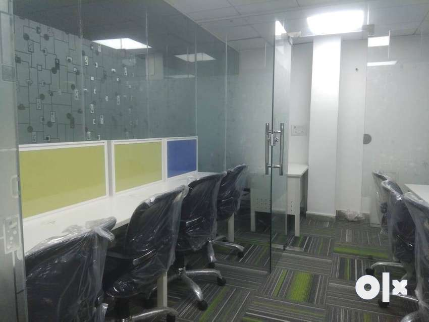 Furnished Office space in Preet vihar without any Brokerage