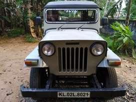 2001 Mahindra Jeep for Sale