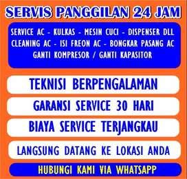 service,cuci ac service kulkas buntu body panas petemon surabaya