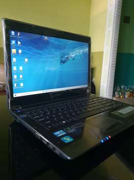 Acer 4572G Core i5 Ram 4gb HDD 500gb