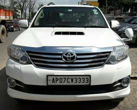 Toyota Fortuner 4x2 Automatic, 2016, Diesel