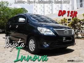Toyota Innova 2.0 G AT 2013 Lagi Promo ! Avanza, Xenia, Calya, Sigra