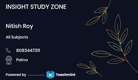 ONLINE HOME TUITION  AVAILABLE