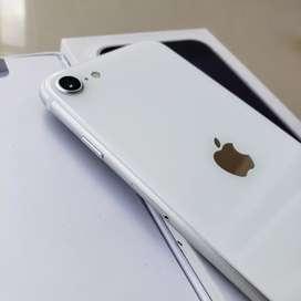 IPhone SE 2020 128Gb Fullset Original iBox Malaysia (MY/A)
