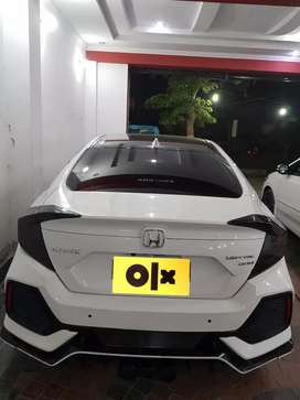 Honda Civic 19 Paid 73000 installmint Bank Leased