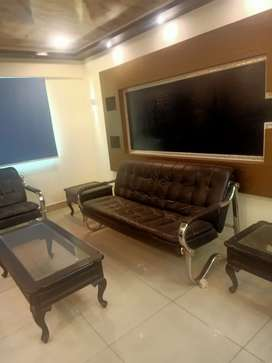 VIP FULL FURNISHED OFFICE FOR RENT BUKHARI COMMERCIAL PHASE 6 WITHLIFT