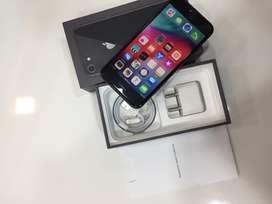I PHONE 8 64GB GREY COLOUR WITH BILL WARRANTY