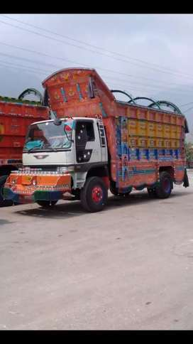 Mazda Shahzoor Trucks Container Available For Rent All Pakistan Servic