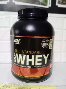 Whey gold standar 5 lbs