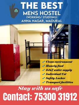 The Best Mens Hostel