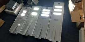 LAMPU SOLARCELL | LAMPU JALAN TANPA LISTRIK PLN | DAYA 40 WATT
