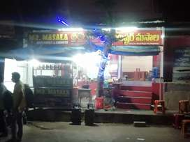 Food court for rent with all item