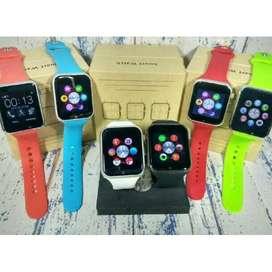 Smartwatch jam hp U10 warna lengkap bisa telpon sms kyk hp NO BOX