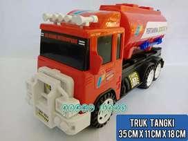 Mainan Anak Truk Tangki Pertamina DEX