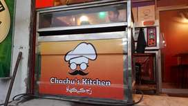Fast food chef urgently required