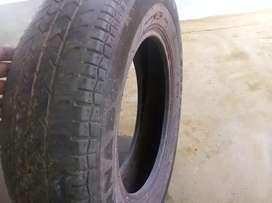 Swift car tyre