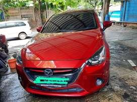 Jual Mazda 2 skyactive 2015 AT pribadi