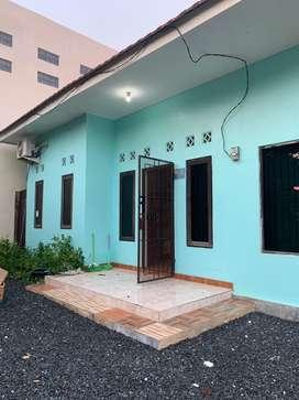 Rumah Baru permanen di perumahan Elit (NEGO)