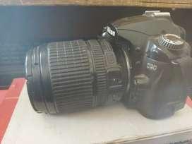 Nikon D90 with 18-105 lens