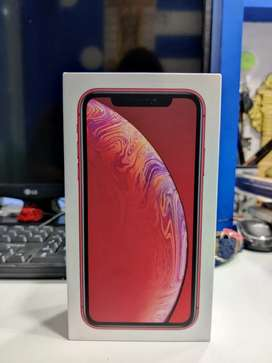 iPhone XR 4gb ram 64gb inbuilt.