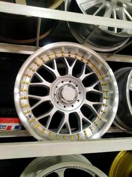 Velg racing murah R16 celong mobil Vios Yaris jazz Mobilio calya sigra