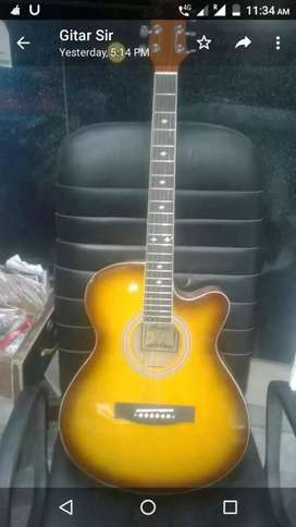 Imported guitar