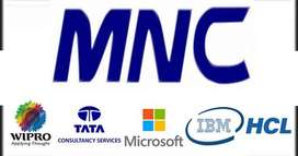 freshers welcome who want to built carrier in mnc IT firm