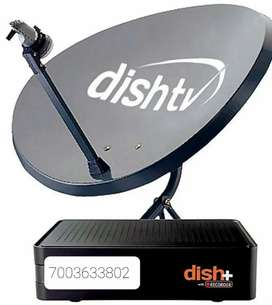 Dish tv all service and new installation available here