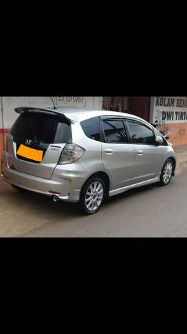Honda Jazz RS 2013 Manual