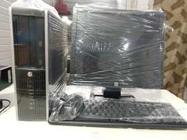 Complete HP Desktop  I3 2nd WITH 4GB RAM/250GB With 15.6 inc - 8999