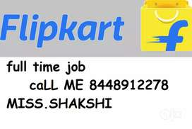 Flipkart Company job full time apply in helper,store keeper,superviser
