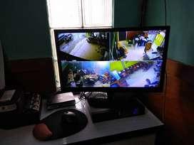 CAMERA CCTV OUTDOR AHD 3MP