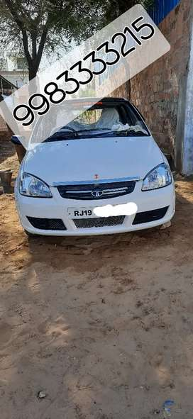 Tata Indica V2 2007 Diesel Well Maintained