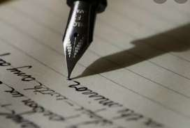 We need writer for magazine and tv shows