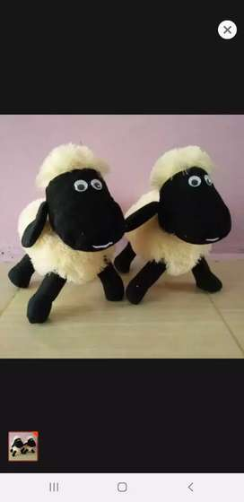 Boneka shaun the sheep terbaru murah