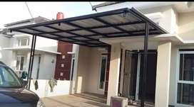 Specialis kontruksi ,canopy,baja berat(wf)harga sesuai pesanan