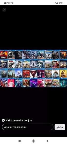 Jasa isi game PS4 original terbaru game offline